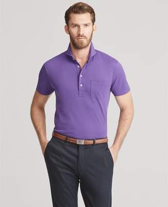 Ralph Lauren Washed Pique Polo Shirt
