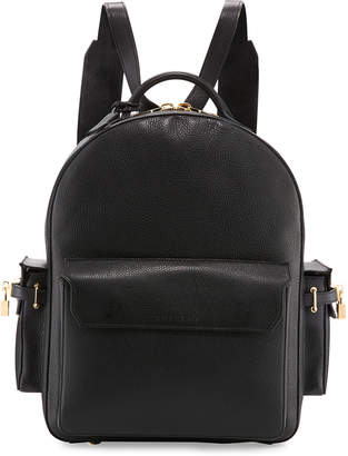 Mens Leather Backpack Black - ShopStyle Canada 6f687db2f5