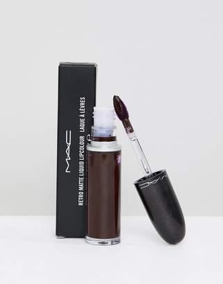 M·A·C Mac MAC Retro Matte Liquid Lipcolour