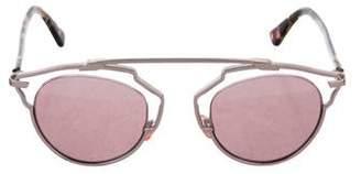 Christian Dior So Real Reflective Sunglasses