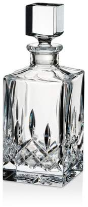 Waterford Lismore Black Square Decanter Clear