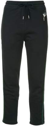 Markus Lupfer (マーカス ルーファー) - Markus Lupfer loose track trousers