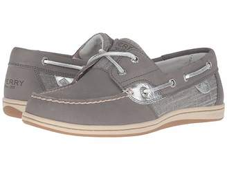 Sperry Koifish Metallic Sparkle Women's Lace Up Moc Toe Shoes