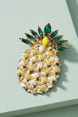 Anton Heunis Pineapple Brooch