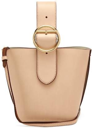 b104f9540a Joseph Sevres Mini Buckle Handle Leather Bag - Womens - Light Pink