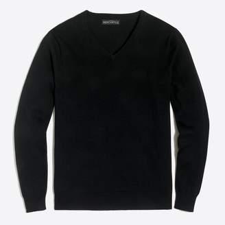 J.Crew Tall V-neck sweater in perfect merino wool blend