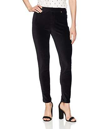 Calvin Klein Women's Ribbed Legging with Pocket