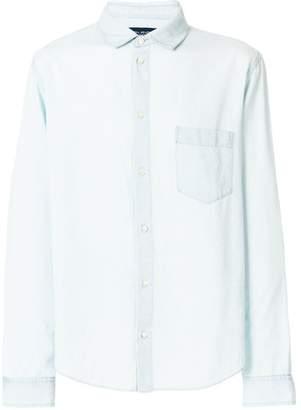 Natural Selection pocket button shirt