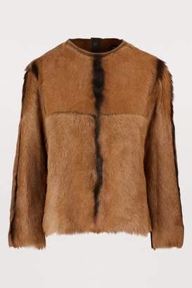 Isabel Marant Blody goat jacket