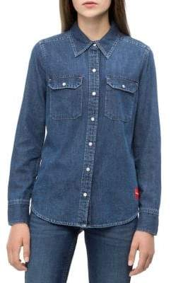 Calvin Klein Jeans Workforce Keanu Denim Shirt
