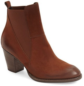 Women's Paul Green 'Jules' Block Heel Chelsea Boot $399 thestylecure.com