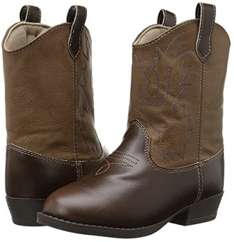 Baby Deer Western Boot (Toddler/Little Kid)