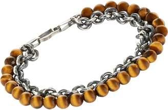 Suzanne Felsen Men's Double-Strand Bracelet