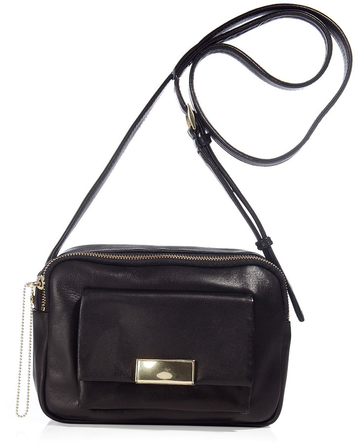 3.1 Phillip Lim The Lynus Black Camera Bag