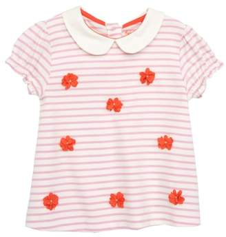 Boden Mini Sweet Collar Shirt