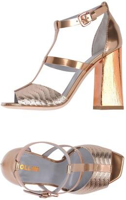 Pollini Sandals - Item 11331219