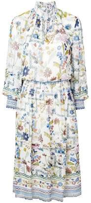 Tory Burch Waverly floral dress