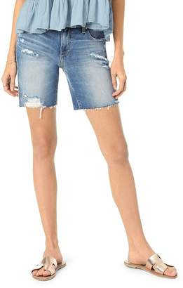 Joe's Jeans The 7 Cutoff Denim Bermuda Shorts in Farren