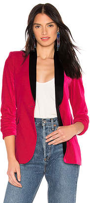 Alice + Olivia Macy Fitted Blazer