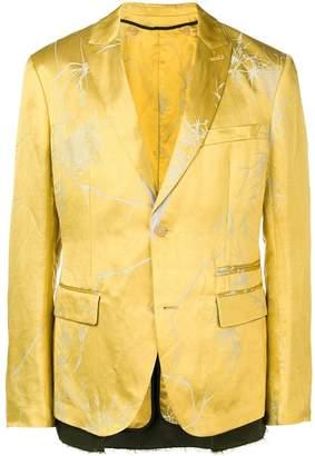 Haider Ackermann patterned blazer