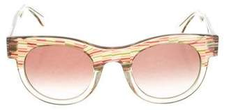Thierry Lasry Agony Gradient Sunglasses