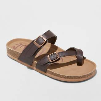 Mad Love Women's Prudence Footbed Sandal