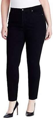 Gloria Vanderbilt Women's Plus Size Amanda Skinny Jean