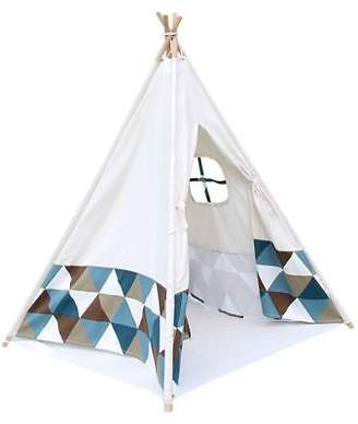 NEW Resort Living Zach 4 Poles Teepee Tent