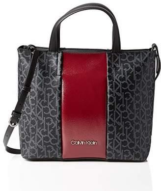 353af1b6161a2 Calvin Klein Jeans Mono Block Medium Tote