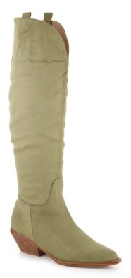 Penny Loves Kenny Saddle Western Boot