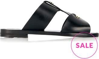 Hudson Aponi Calf Flat Sandals