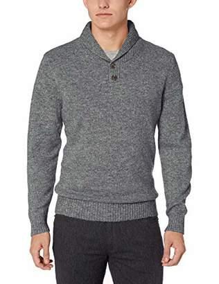 Pendleton Men's Shetland Shawl Collar Pullover Sweater
