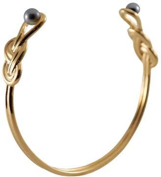 "MARIE JUNE""¢ Jewelry - Figure 8 Knot Gold Bangle"