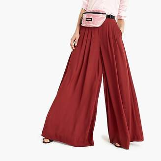 Collection pull-on wide-leg pant