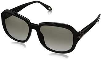 Givenchy Women's SGV884M-700 Square Sunglasses