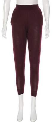 Stella McCartney High-Rise Lounge Pants