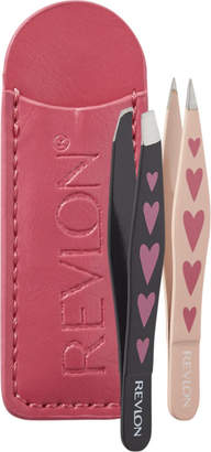 Revlon Love Collection by Leah Goren Mini Tweezer Set To Go