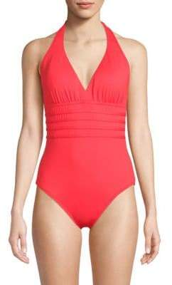 Island Strappy One-Piece Swimsuit