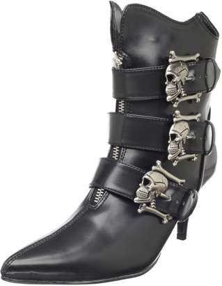 Demonia Women's Fury 06 Boots