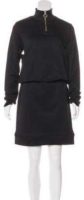Marques Almeida Marques' Almeida Long Sleeve Mini Dress