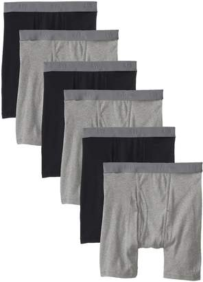 B.V.D. Men's 6 Pack Boxer Brief