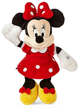 Disney Red Minnie Mouse Mini Plush