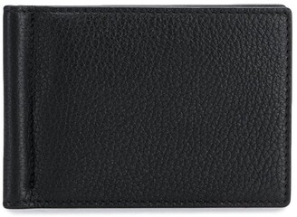 Thom Browne textured finish money clip wallet