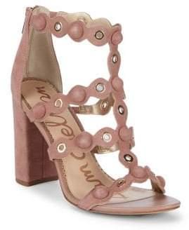 Sam Edelman Yuli Suede Strappy Sandals