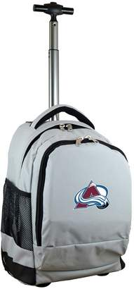 Kohl's Colorado Avalanche Premium Wheeled Backpack