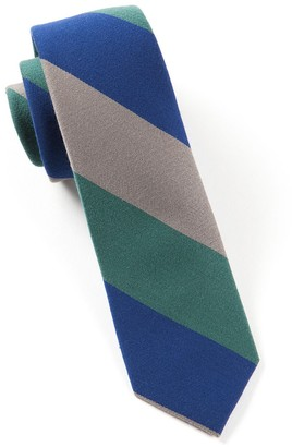 The Tie Bar Big Wool Stripe