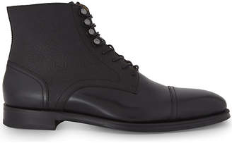 Aldo Semaj leather ankle boots