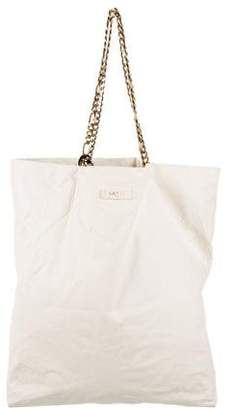 Lanvin Leather Cabas Tote w/ Tags