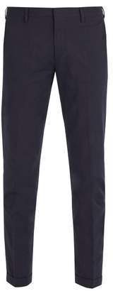Paul Smith Cotton Chino Trousers - Mens - Navy