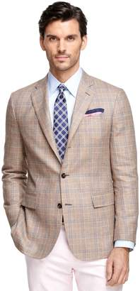 Brooks Brothers Regent Fit Windowpane Sport Coat